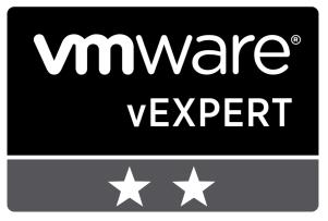 vExpert 2 Stars