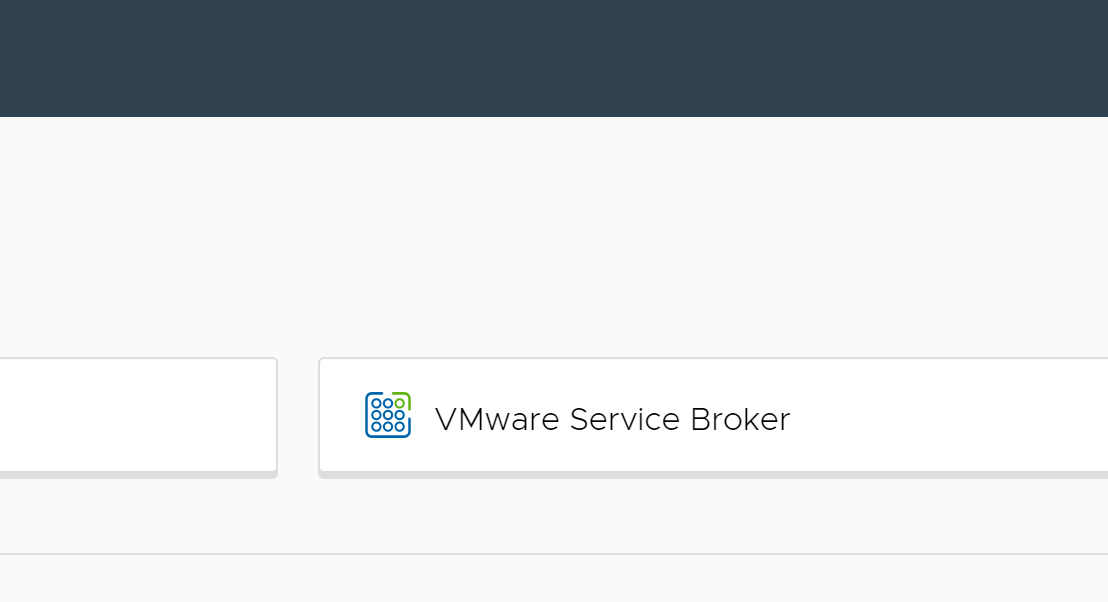 Starting with VMware vRealize Automation Cloud – Cloud Assembly / Service Broker